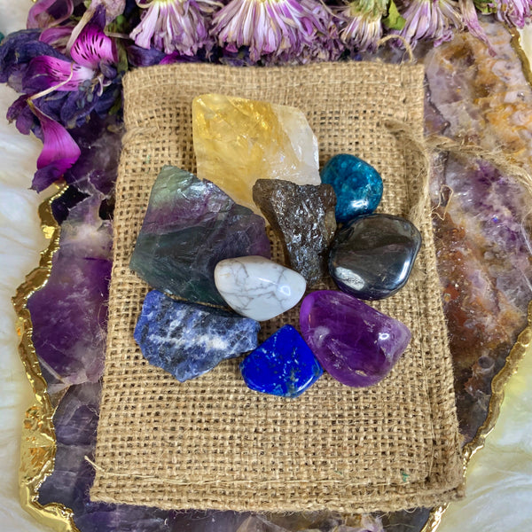 Crystals for Mental Clarity - Chakra Zulu