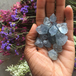 4 ounce lot of Celestite - Chakra Zulu