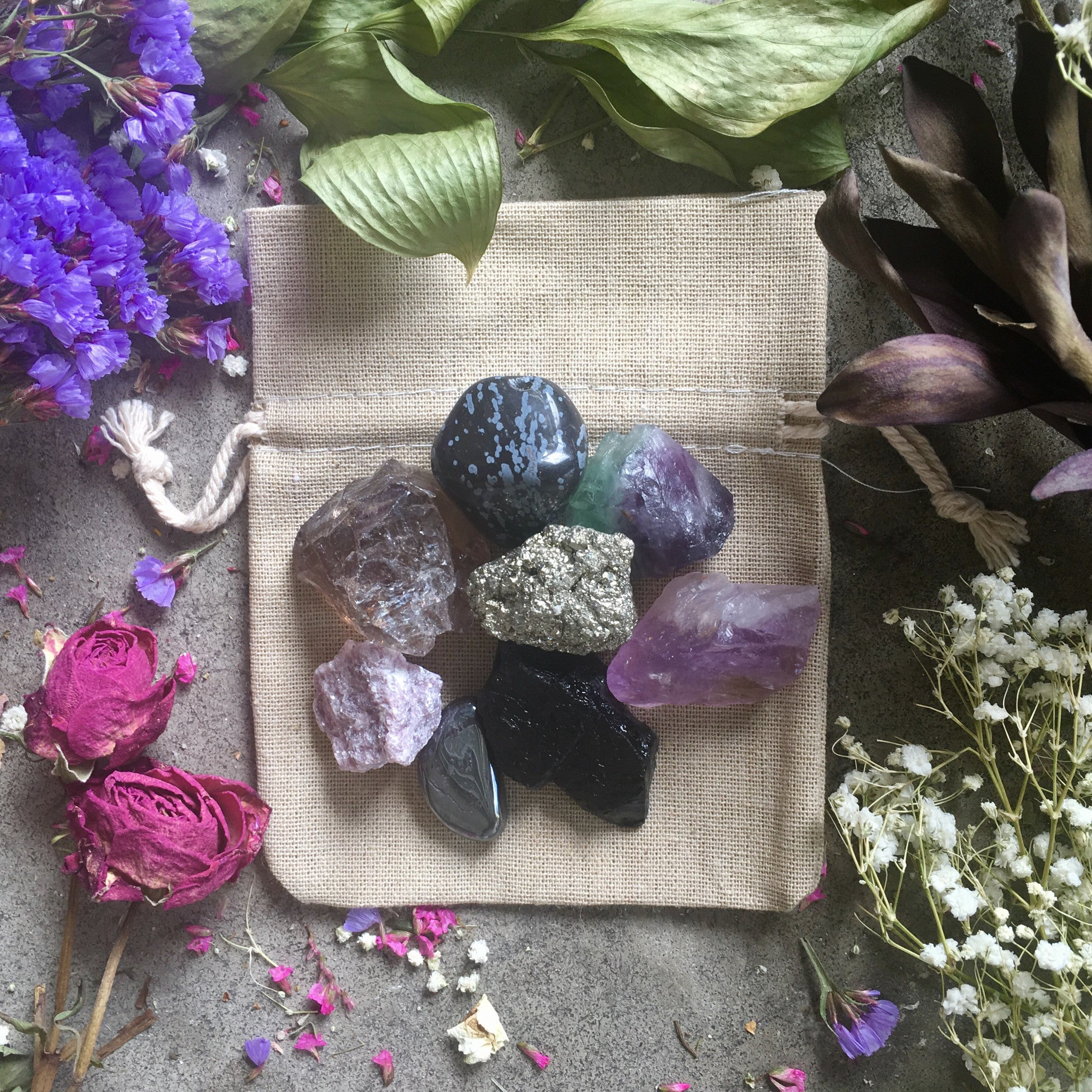 Crystals for EMF Protection - Chakra Zulu