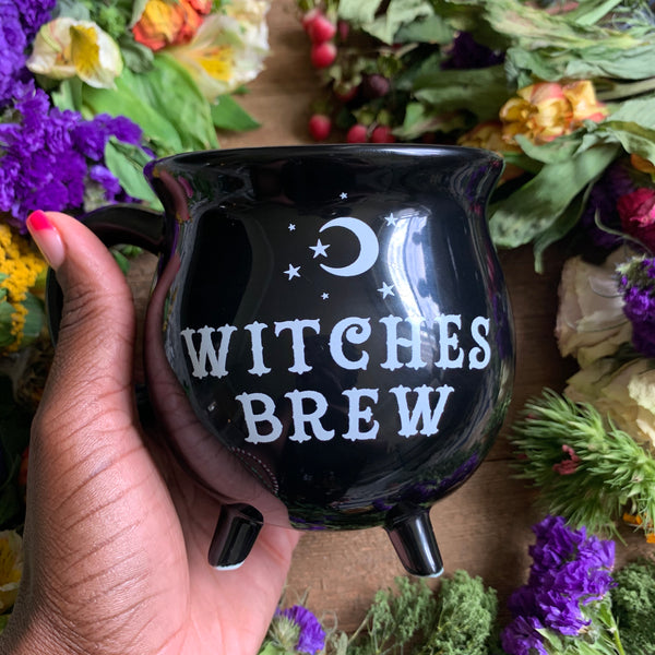 Witches Brew Coffee Mug - Chakra Zulu