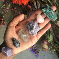 Crystals for Grief - Chakra Zulu