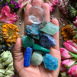 Crystals for Loving Communication - Chakra Zulu