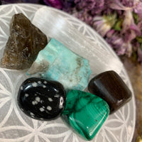 Crystals for Capricorn - Chakra Zulu