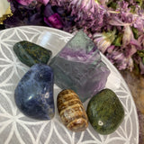 Crystals for Virgo - Chakra Zulu