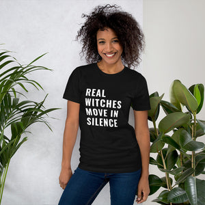 Real Witches Tee - Chakra Zulu