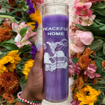 Peaceful Home 7 Day Candle