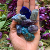 Crystals for Intuition - Chakra Zulu