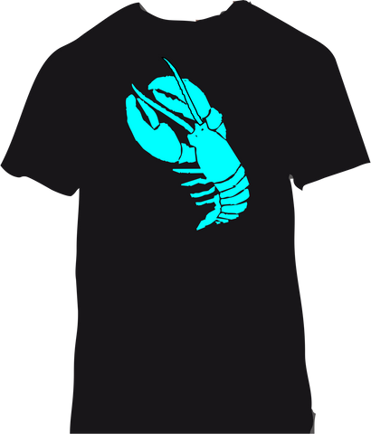 Lobster Chic - Blue Lobster