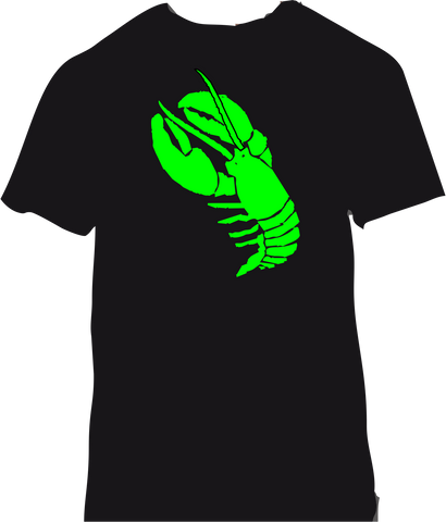 Lobster Chic -Lobster Green Tee