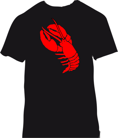 Lobster Chic - Lobster Red Tee