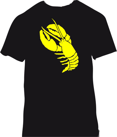 Lobster Chic - Yellow Tee