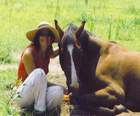 Dr. Williams with Buster (1970-2008)