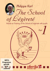School of Legerete: Part 1 (DVD) - 109mins in English