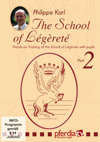 School of Legerete: Part 2 (DVD) - 103mins in English