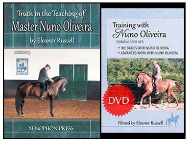 Nuno Oliveira SAVINGS Bundle by Eleanor Russell: Book & TWO DVDs