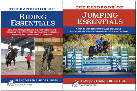 Handbooks of Riding & Jumping Essentials VALUE BUNDLE by Ruffieu
