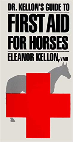 Dr. Kellon's Guide to First Aid for Horses Spiral-bound – February 10, 2017 by Eleanor Kellon - gently used