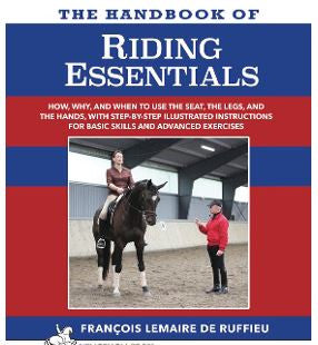 Handbook of RIDING ESSENTIALS by Francois Lemaire de Ruffieu