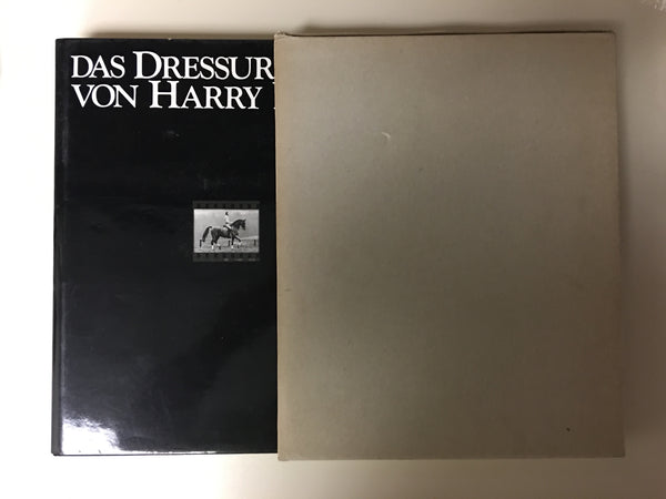 Das DressurPferd by Harry Boldt 1978 Haberbeck Hardcover Edition - gently used - out of print - 1978