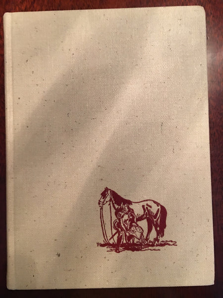 The Horses of the Conquest by R. B. Cunninghame Graham 1949 (Hardcover without dust jacket)