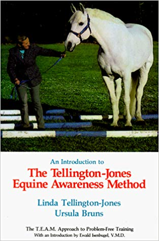 An Introduction to the Tellington-Jones Equine Awareness Method: The T.E.A.M. Approach to Problem-Free Training Hardcover – March 1, 1988 - gently used hard copy