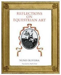 """Reflections on Equestrian Art"" by Nuno Oliveira AUDIO BOOK on CD"