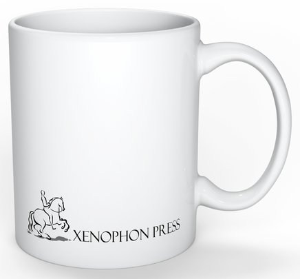 Collectible Xenophon Press Logo Mug Limited Edition