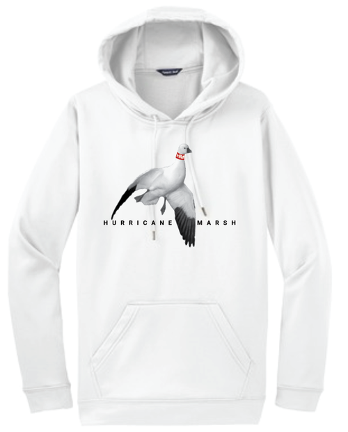 Hurricane Marsh Snow Goose Performance Hoodie