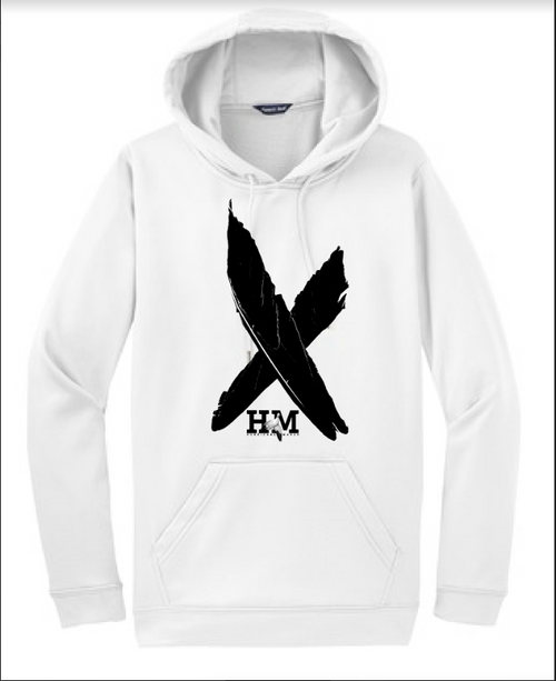 Hurricane Marsh Layout Hunters Cotton Hoodie