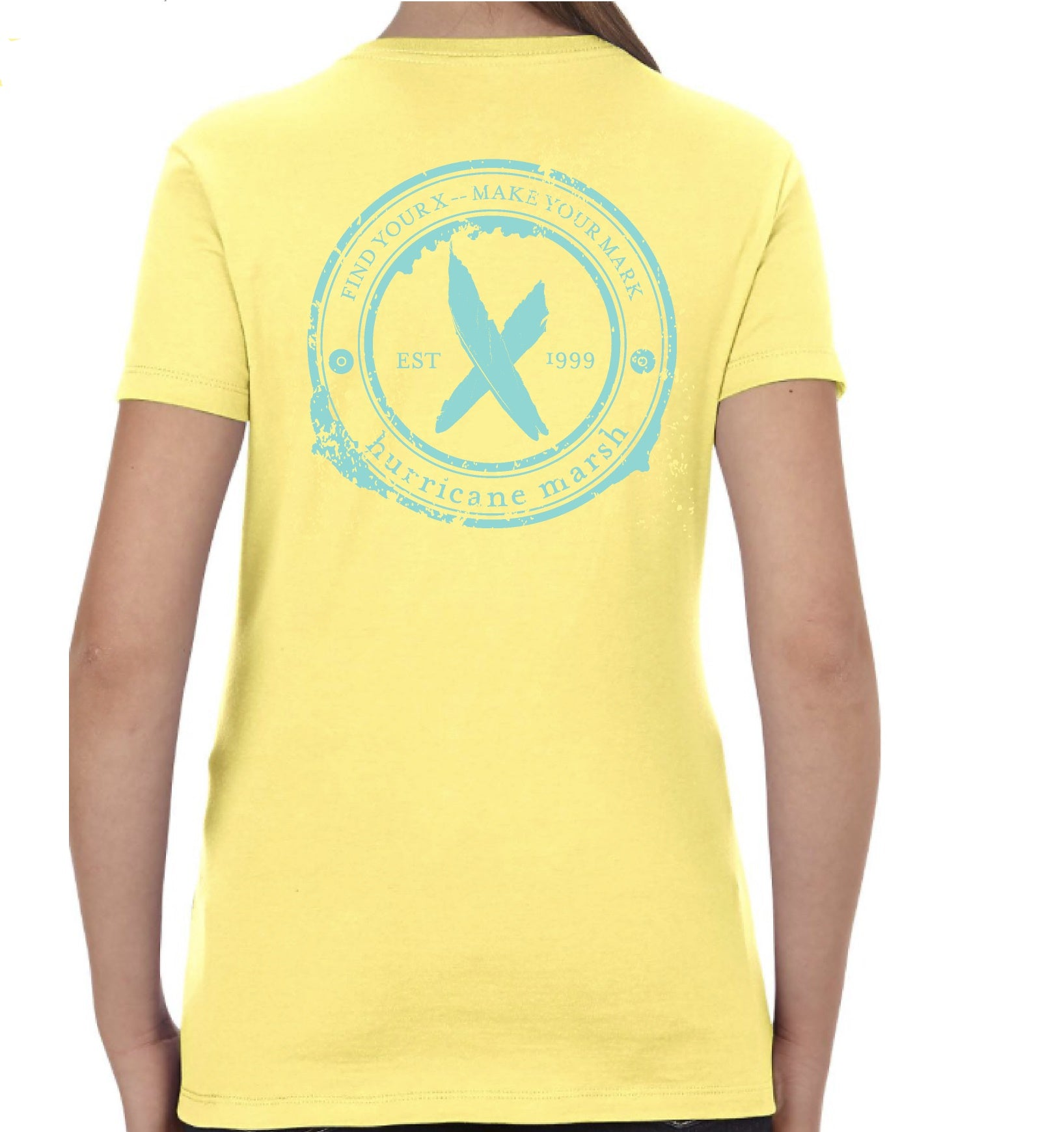 The X Southern Summer Time Missy T-Shirt