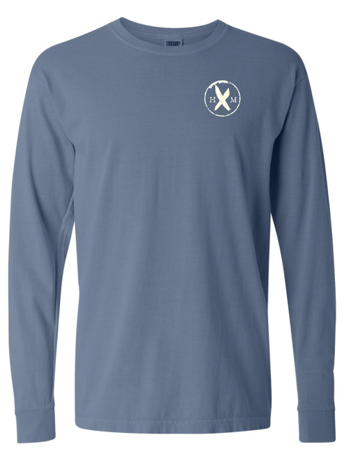 The X Long Sleeve t-Shirt