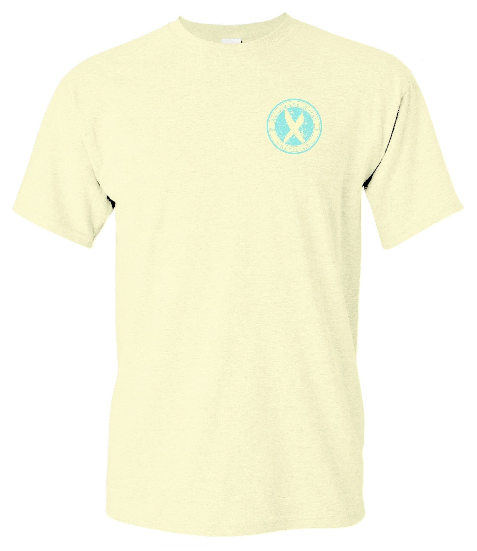 The X Southern Summer Time T-Shirt