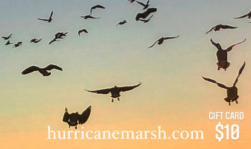 Hurricane Marsh Gift Card $10