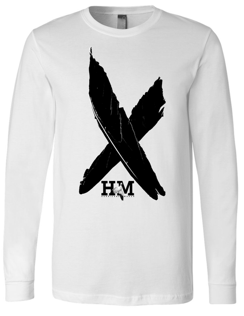 Hurricane Marsh The X long sleeve t-shirt