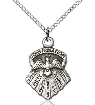 7 Gifts Confirmation Medal