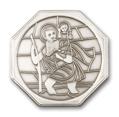 Car Visor Clip - St. Christopher