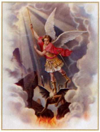 St. Michael Poster