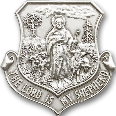 Car Visor Clip - The Lord is My Shepherd