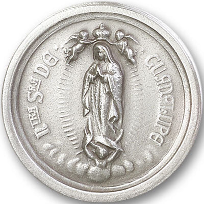 Car Visor Clip - Our Lady of Guadalupe