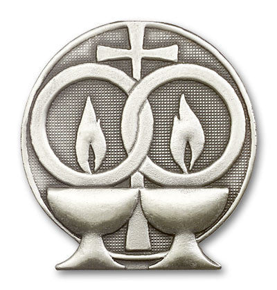 Car Visor Clip - Wedding