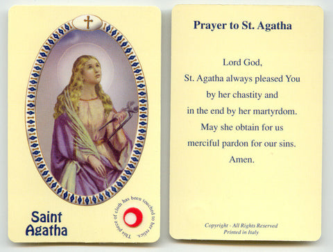 St. Agatha - Discount Catholic Store
