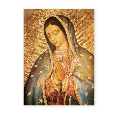 Our Lady of Guadalupe Oversized Poster