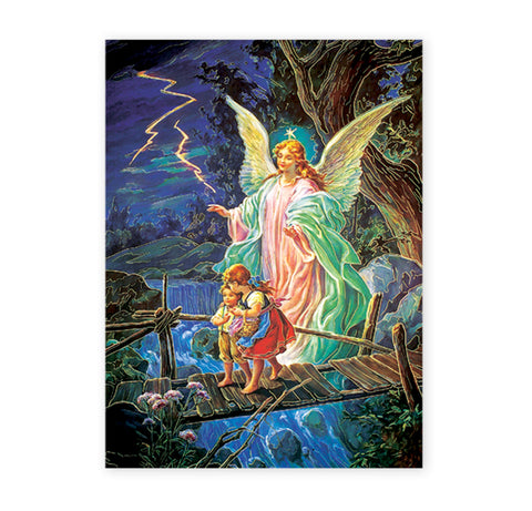 Guardian Angel Oversized Poster