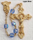 "Gold Plated<br> <span style=""color: red;"">Available in 11 Colors</span> - Discount Catholic Store"