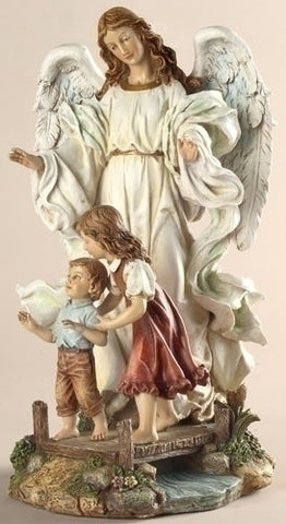 Guardian Angel Statue - Discount Catholic Store
