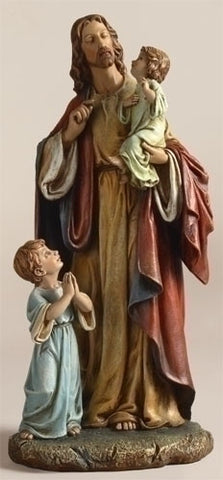 Jesus with the Children Statue - Discount Catholic Store