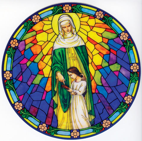 St. Anne Suncatcher