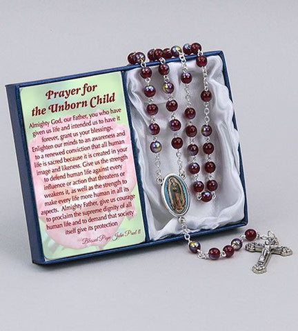 Pro-Life Rosary - Right to Life Rosary