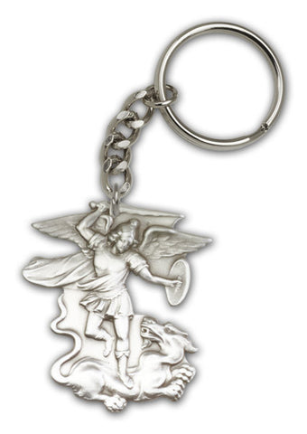 Key Chain - St. Michael
