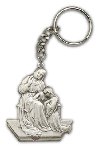 Key Chain - St. Anne & Mary